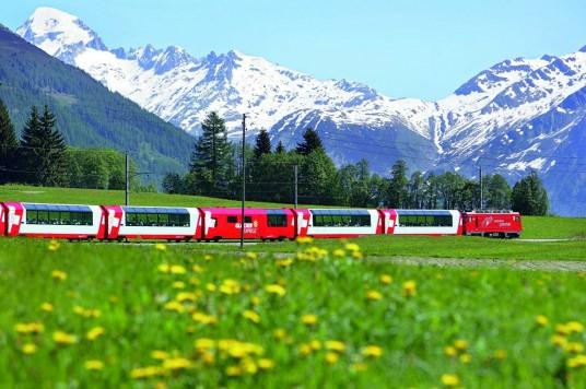 treno e mezzi pubblici