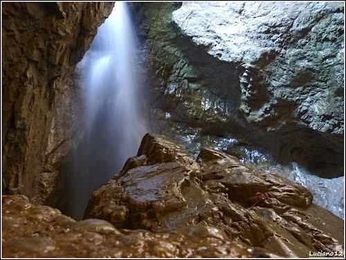 piscine naturali e cascate della valle del Mis