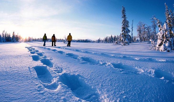 vacanze responsabili sulla neve
