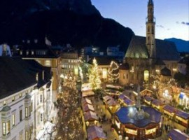 Mercatino Natale Bolzano