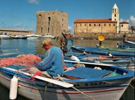 Il Porto di Acciaroli, in Cilento