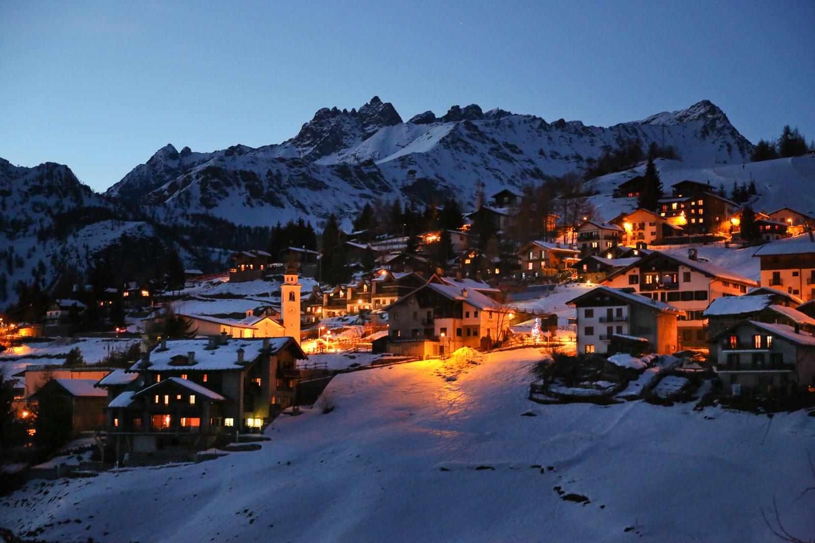 Chamois, Valle d'Aosta, foto di Enrico Romanzi