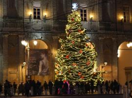 Albero di Natale a Parma