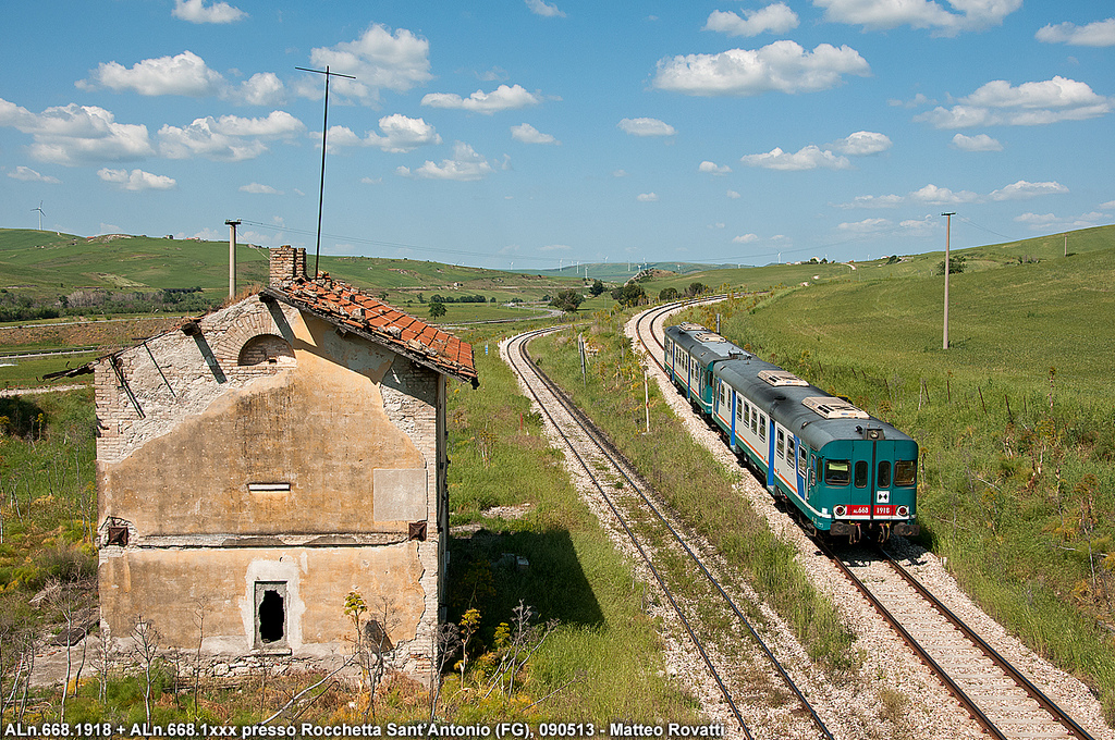 Basilicata in Treno