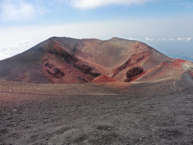 Etna, il profilo del vulcano siciliano