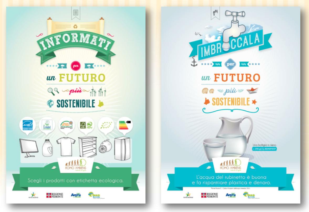 La campagna di informazione di Homo Ambiens per un futuro più sostenibile