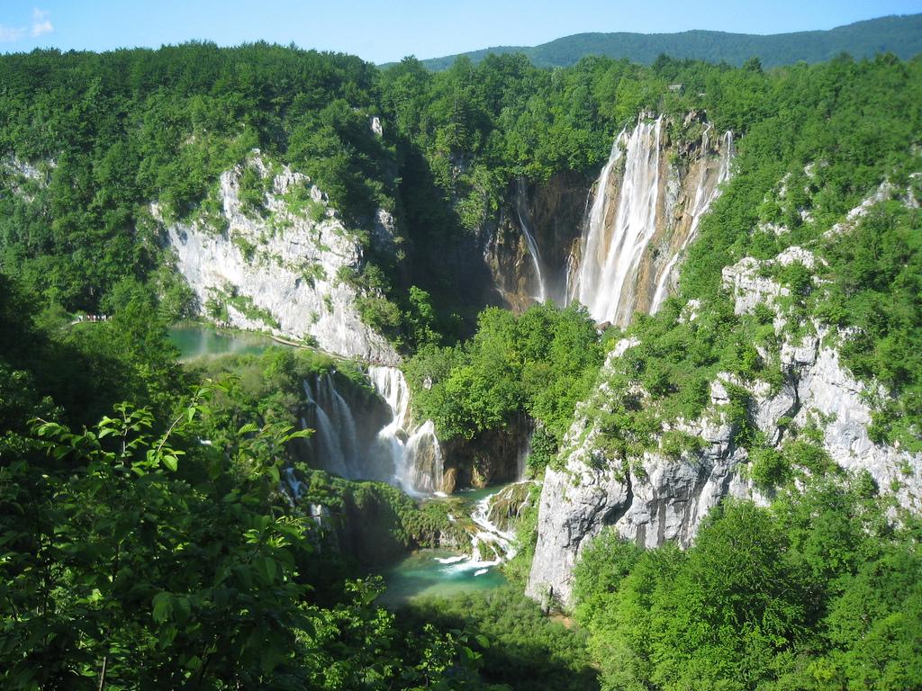 Parco nazionale dei laghi di Plitvice, Slovenia