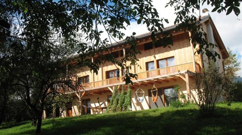 BioAgriturismo Campo di Cielo Vegan, che produce vino biologico