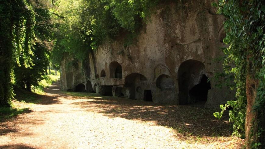 Necropoli etrusca di Sutri