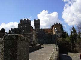 Castello Torre Alfina, vicino Acquapendente