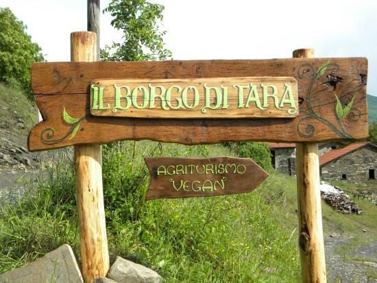 Agriturismo Vegan Il Borgo di Tara, Borgotaro, Parma