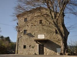 La Podesteria di Chiusi della Verna dove visse Michelangelo con la famiglia