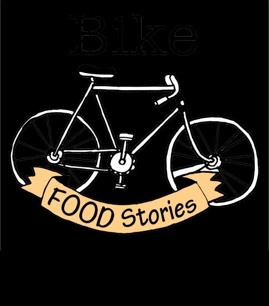 Bike Food Stories logo