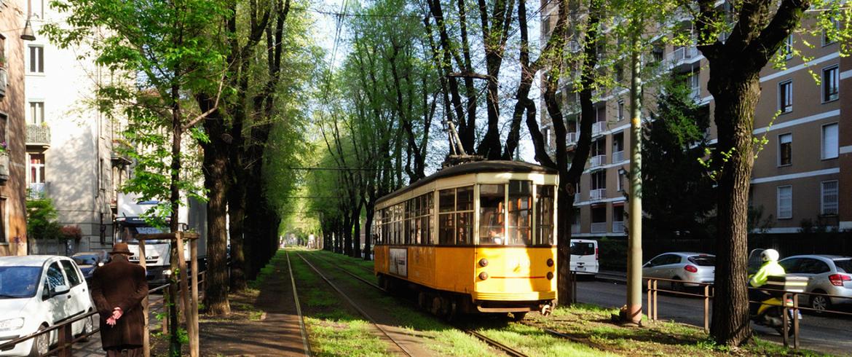 Verde Urbano nel centro di Milano