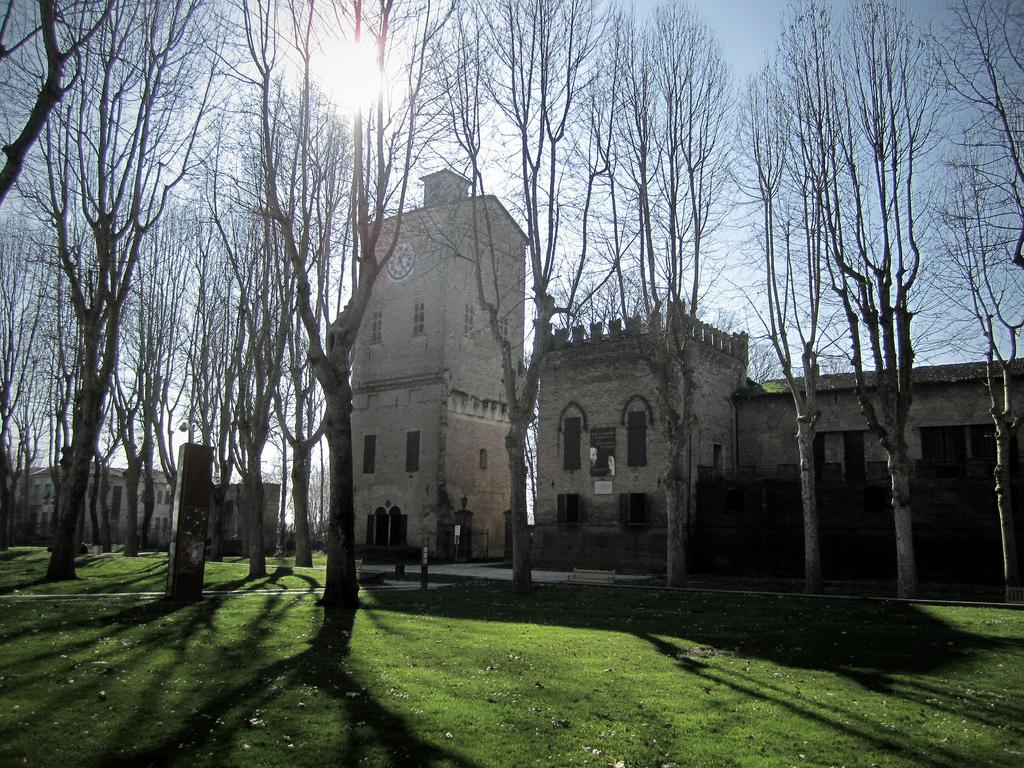 Rocca dei Rossi, San Secondo parmense, comune virtuoso in Provincia di Parma