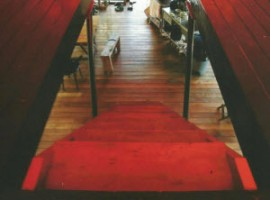 The room -le scale interne dell'architetto Smiljan Radic