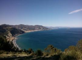 foto del golfo dall'alto