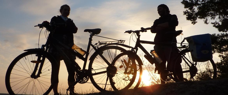 Eurovelo viaggiare in bicicletta in Europa