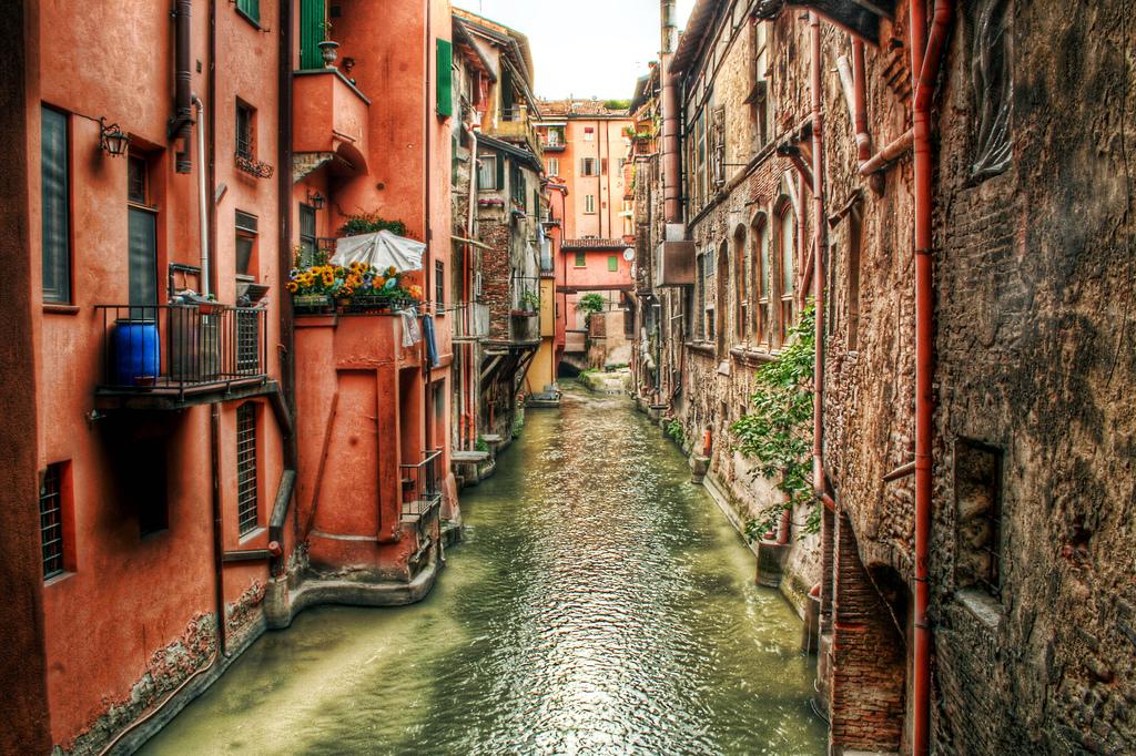 I canali di Bologna