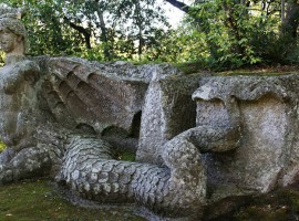 Arpia in pietra