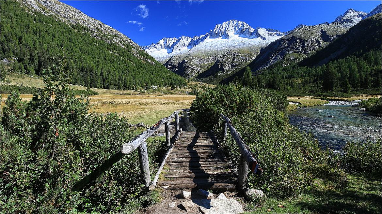 Val di Fumo (Daone) - Parco Naturale Adamello Brenta Trentino Alto Adige - Italy Imagea