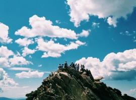 Cima montagna