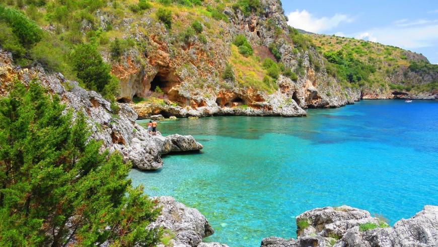 Baia degli Infreschi, Cilento, una delle spiagge più belle d'Italia