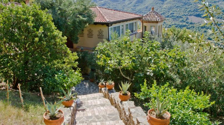 Borgo Riccio SlowHoliday in Cilento