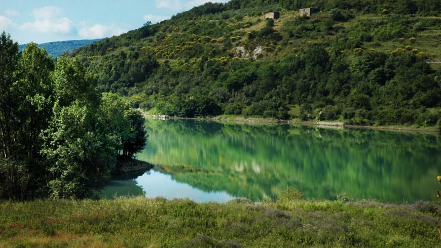 Oasi del fiume Alento, Cilento