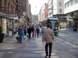 Helsinki, città senza auto