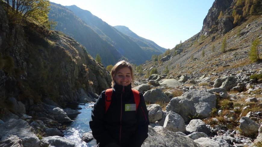 Florence Couzinet Baudermont, Chargée de projet Ecotourisme, Parco Naturale del Mercantour, Francia