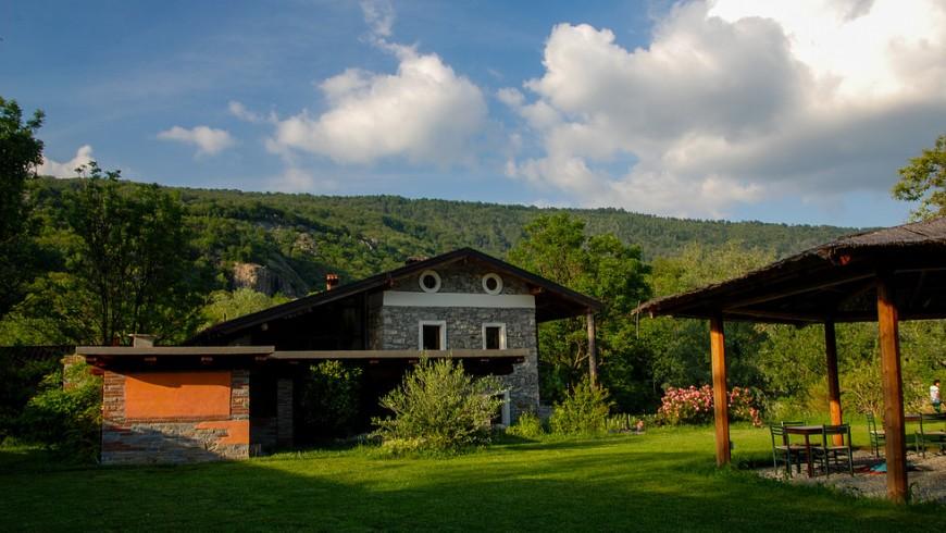 Agricampeggio La campagnetta, Piemonte