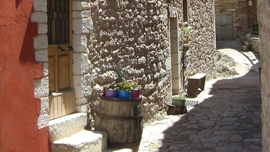 Vie borgo