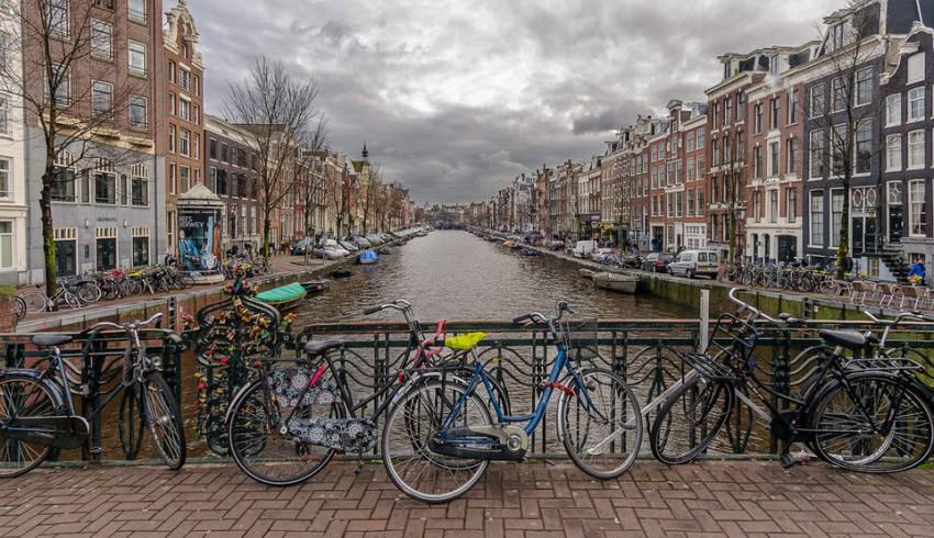 Biciclette a Amsterdam