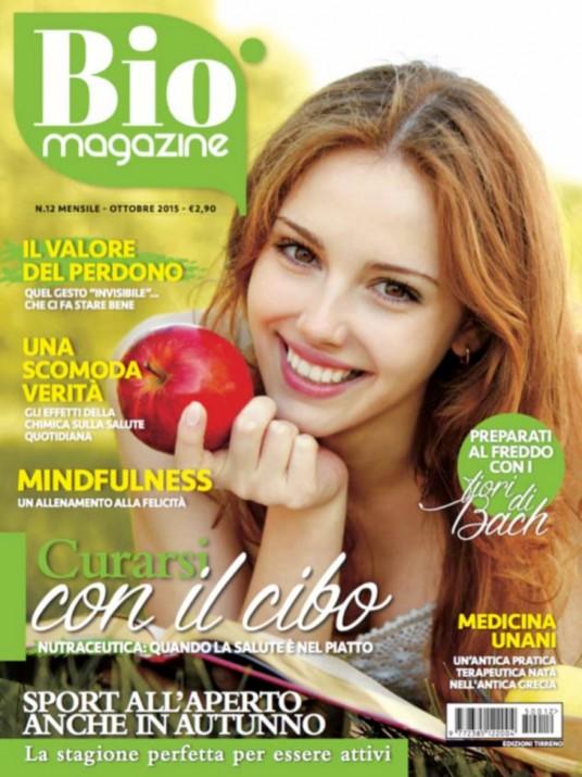 Bio Magazine, copertina, turismo sostenibile