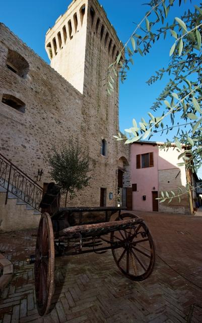 Torre della Botonta, Umbria