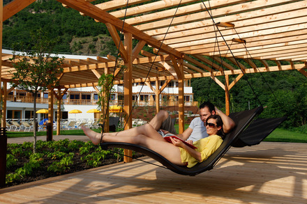 relax all'hotel Theiner´s Garten, Gargazon