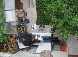 Relax nel giardino di B&B Altrove