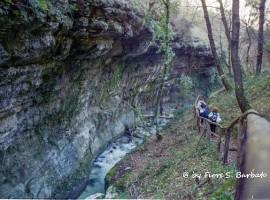 Camminando nella Valle dell'Orfento