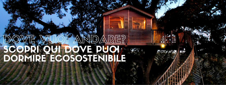 trova il tuo alloggio eco-sostenibile - casa sull'albero La Piantata, ad Arlena di Castro, Viterbo