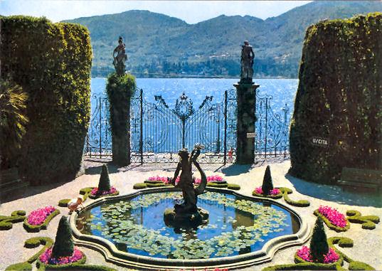 Villa Carlotta, Lombardia