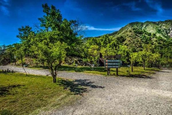 Parco botanico e geologico Gole Alcantara