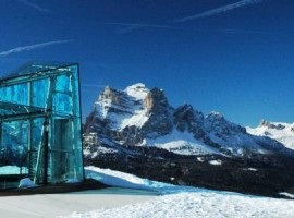 Museo nelle Nuvole - il Messner Mountain Museum