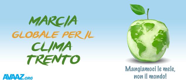 Marcia per il Clima a Trento
