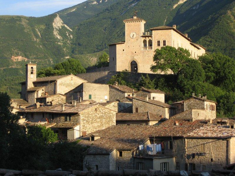 Il borgo di Piobbico