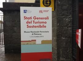 Stati Generali del Turismo Sostenibile, lavori al Museo di Pietrarsa, Napoli