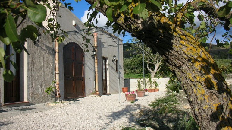 Baglio Case Colomba, B&B in Sicilia