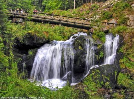 Le cascate di Triberg