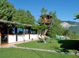 Agriturismo Aperegina: casa sull'albero
