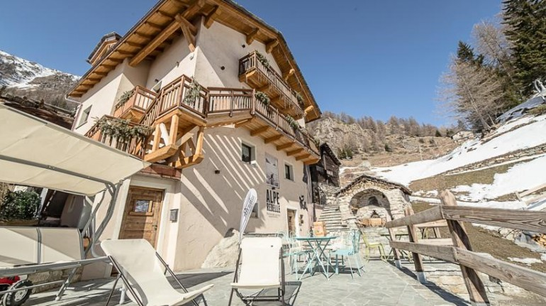 Alpe Rebelle: B&B ecosostenibile in Valle d'Aosta